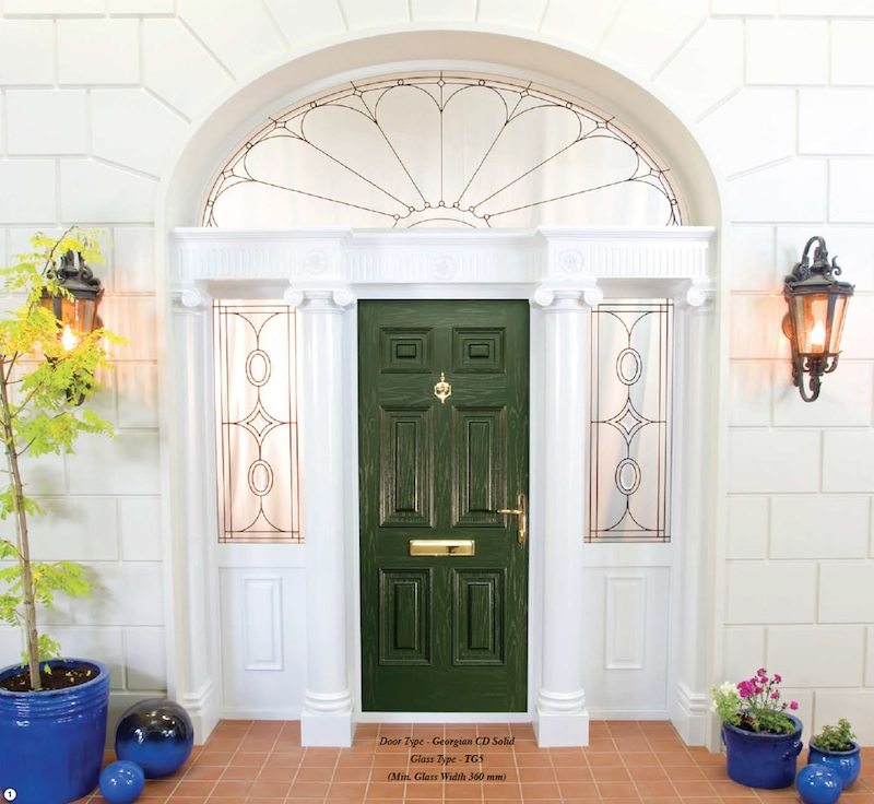 Not only will your door look good it will mean added security for your family and lower heating bills too. They have an expected lifespan of 35 years. & Doors - McKevitt Windows